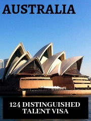 Australia 124 Distinguished Talent Visa