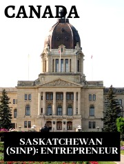 Canada Saskatchewan Immigrant Nominee Program Entrepreneur Stream Permanent Residency Service.