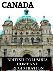 Canada, British Columbia Company Registration