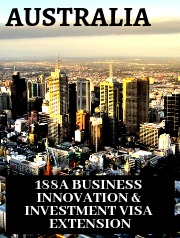 Australia 188A Business Innovation and Investment Visa Extension