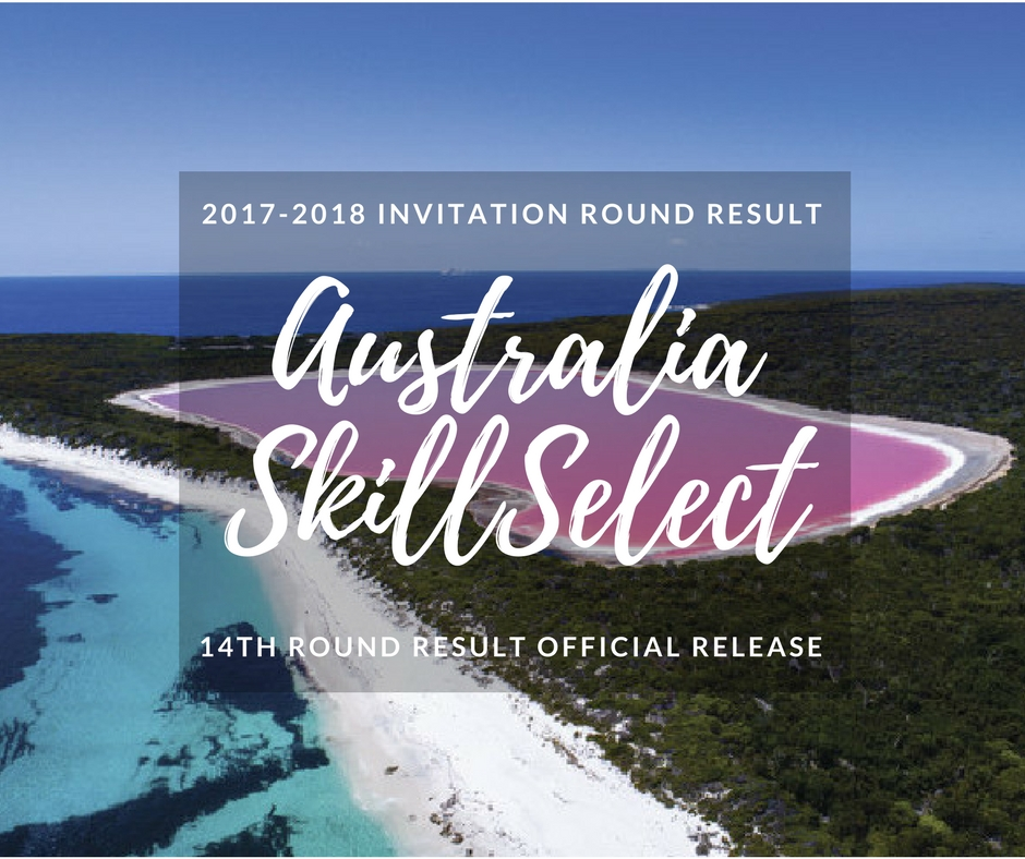 Latest 20172018 14th australia skilled worker invitation round latest 20172018 14th australia skilled worker invitation round result official release stopboris Image collections